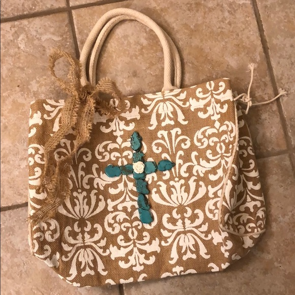 Handbags - Cute Cross Tote